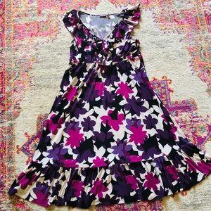 Apt. 9 Floral Empire Waist Maxi Dress!! 🌺💃🏼💃🏼